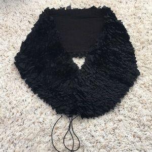 Eileen Fisher neck scarf